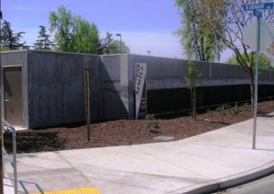 T10 Parking Structure