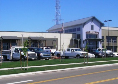 San Joaquin County Ag Center
